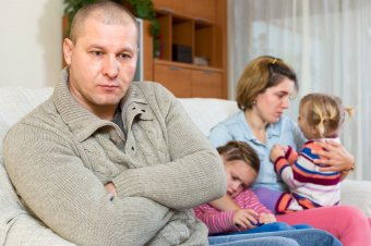 Apai depresszió: nem csak az anyáknak nehéz a gyerek érkezése