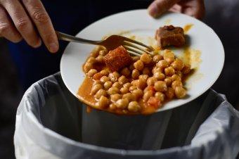 Fejenként több mint száz kiló élelmiszert dobunk ki évente