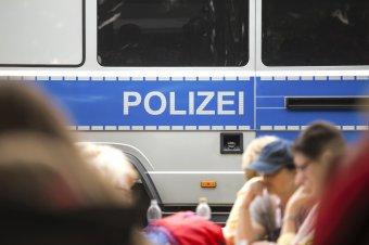 Újabb késelés történt Németországban, két embert kórházban ápolnak