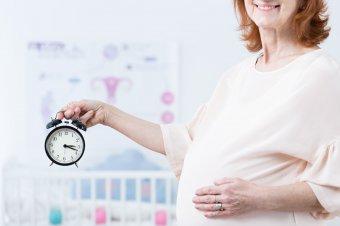 Szülések: túl korán, túl későn, műtéttel