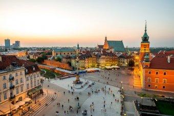 Magányos kiruccanás: kapszulaágyban Varsóban