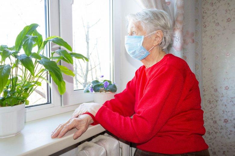 Remény és kétségbeesés között: idősek karanténban