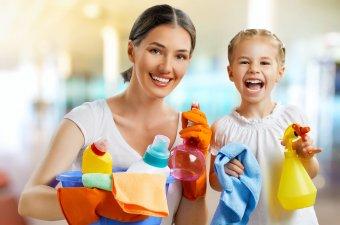 A házimunka nem csak a fizikai teendőktől értékes