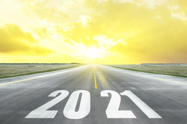 Divattrendek 2021-ben: erő és bizakodás színekből