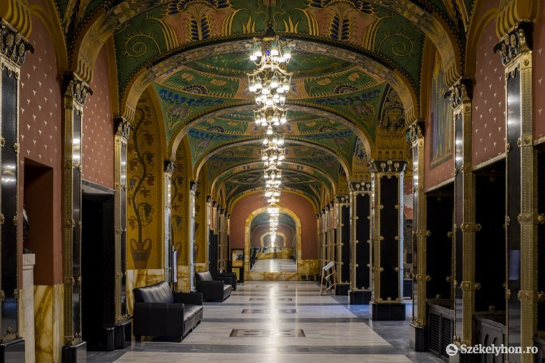 Lassan halad a Kultúrpalota felújítása, ráadásul többe kerül, mint azt eredetileg tervezték