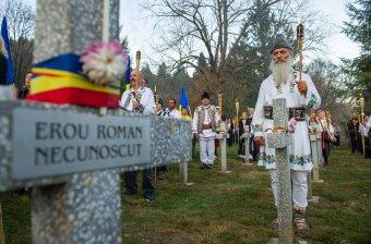 Úzvölgyi katonatemető: állati eredetűek azok a csontok, amelyeket a 150. román katonának tulajdonítottak