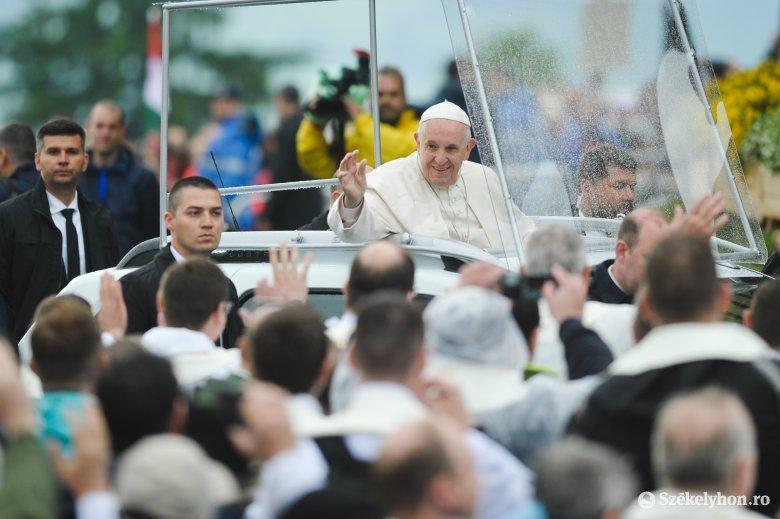 Ferenc pápa szeptemberben Magyarországra látogat