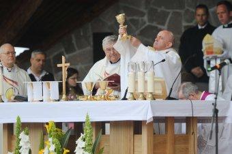 Ferenc pápa Budapesten: a Vatikánban felkészültek a szentatya indulására