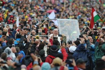Ilyen volt a történelmi pápalátogatás Csíksomlyón