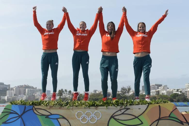 Magyar olimpiai sikerek az M4 Sporton