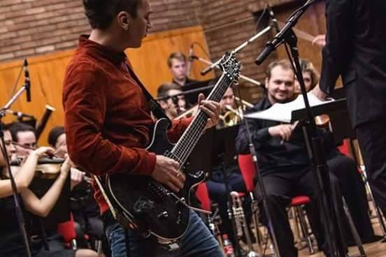 Udvarhelyen is műsoron a Monyo Project szimfonikus rockkoncertje