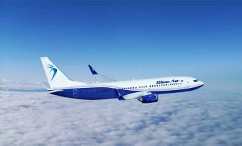 Elszállt bevételek: csődegyezségi eljárást kezdeményezett a Blue Air légi társaság