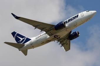 Újra repülnek Bukarestből Rómába a TAROM gépei