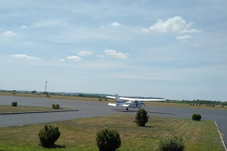Téma: repülőjárat Hévíz és Csíkszereda között