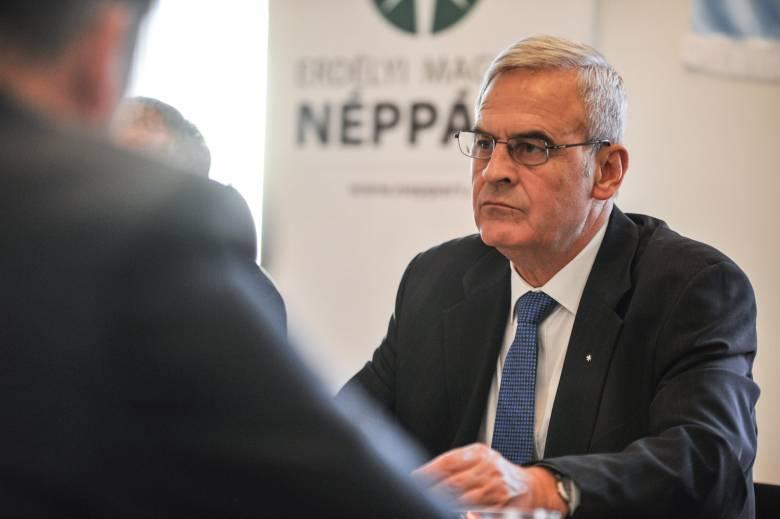 Tőkés László szerint el kell menni szavazni, de senkit sem kell megválasztani