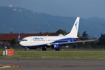 Felfüggeszti Temesvár-Iaşi-Kolozsvár járatát a Blue Air