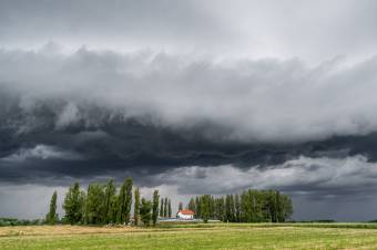 Viharosra fordul az időjárás