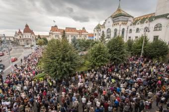 Már elő van készítve a miniszteri rendelet a marosvásárhelyi katolikus iskola ügyében