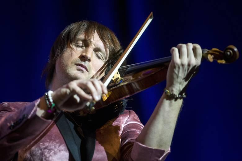 Edvin Marton-turné szimfonikus rockműsorral: nemzetközi slágerek a kolozsvári opera előadásában