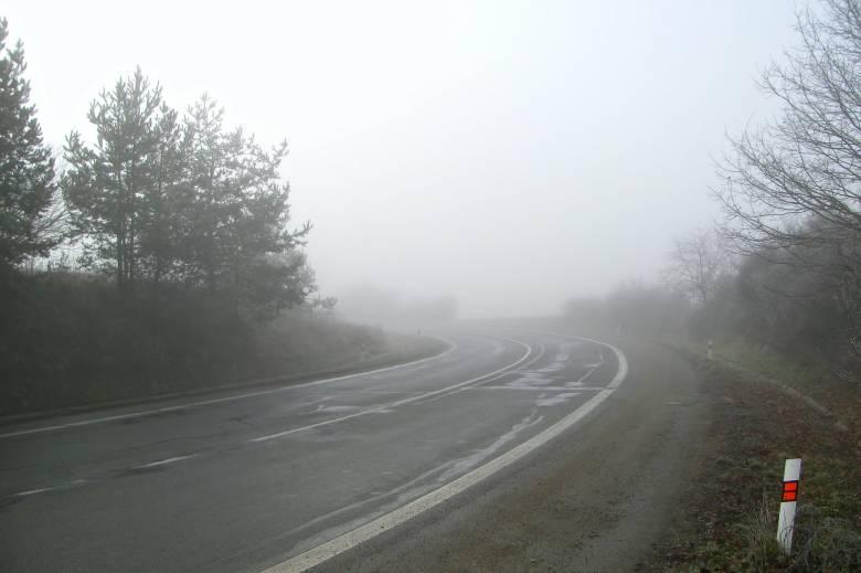 Köd nehezíti a közlekedést Székelyföld mindhárom megyéjében