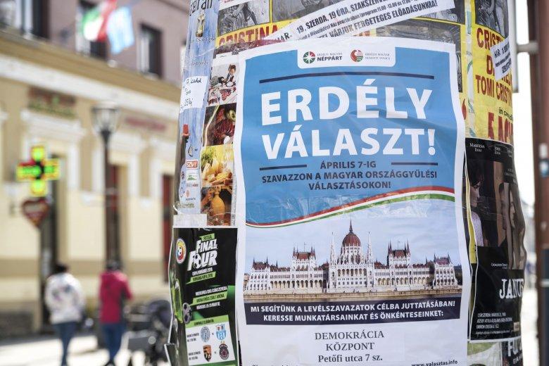 Szilágyi Zsolt szerint az erdélyi levélszavazatok közel felét a Néppárt és az EMNT juttatta célba