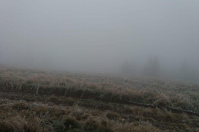 Havazott a Hargitán