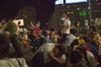 Csendőrfőnökök célkeresztben: kiterjesztették a nyomozást az augusztus 10-én lezajlott bukaresti tüntetés ügyében