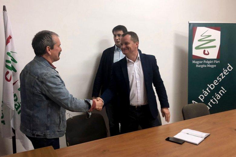 Az MPP Hargita megyei elnöksége szerint szabálytalanságok történhettek Gálfi Árpád leváltásánál
