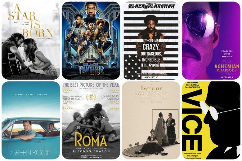 A Roma és a Kedvenc kapta a legtöbb Oscar-jelölést