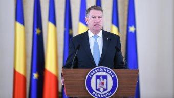 """Korruptak közkegyelme, a büntetőjog """"sürgős"""" módosítása – kijelölte Johannis a népszavazás témáit"""