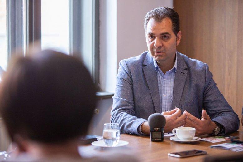 """Antal Árpád: erdélyi önkormányzatokat """"büntet"""" a leköszönő kormány"""