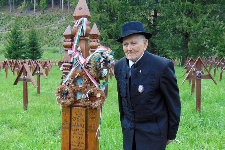 Szégyen, gyalázat, hogy megélte, ilyet műveltek a magyarokkal – videointerjú a 95 éves úzvölgyi veteránnal