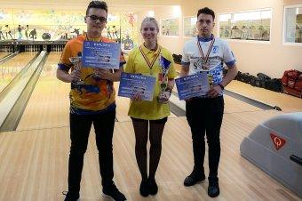 A Septimia Sport Klub fiataljai a romániai bowling jövője (x)