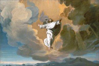 Áldozócsütörtök, Jézus mennybemenetelének ünnepe