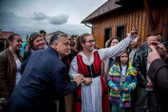 Csíkszéki megvalósításokat mutattak meg Orbán Viktornak