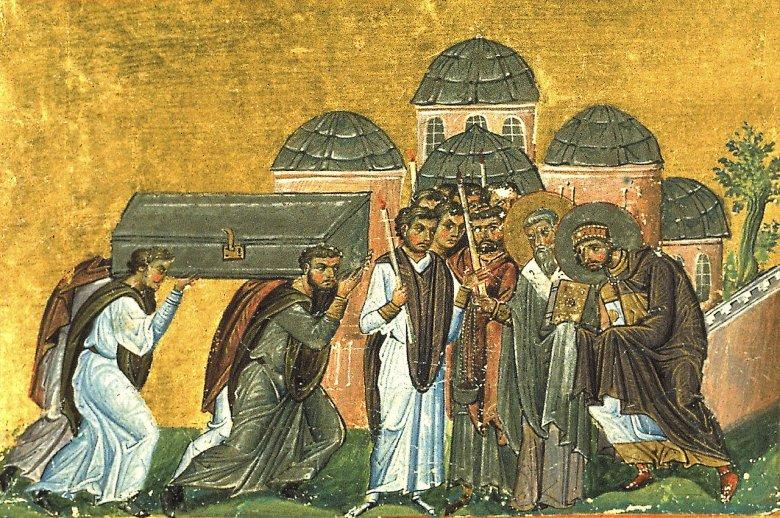 Aranyszájú Szent Jánosra emlékezünk