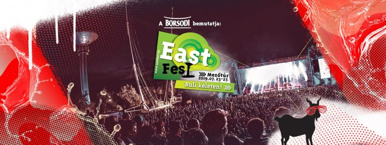 East Fest: buli Keleten, nekünk Nyugaton