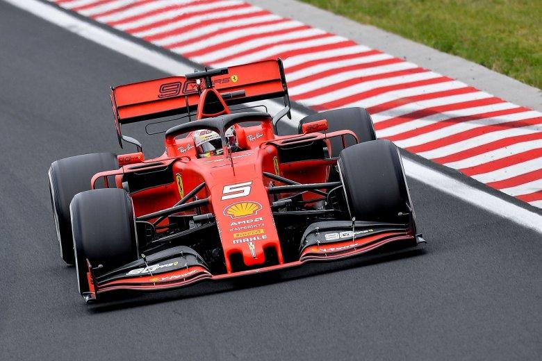 Sebastian Vettel távozik a Ferraritól