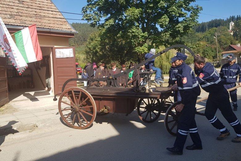 Múzeum a tűzoltó hivatás emlékeinek őrzésére