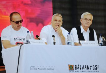 Orbán Viktor Tusványoson: a nemzedékük életének kell értelmet adni