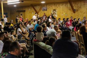 Több mint kétszáz résztvevővel zajlott a Székelyföldi Szabadtéri Táncház