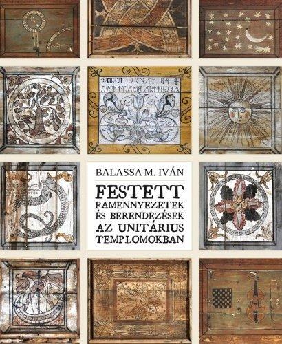 Könyv fél évezred templomi asztalosmunkáiról