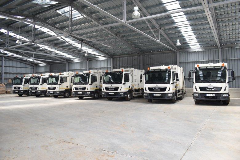 Helyzetjelentés Hargita megye integrált hulladékgazdálkodási rendszeréről (x)