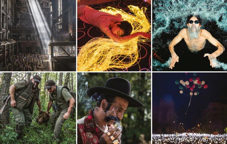 Székelyudvarhelyen a magyar sajtófotópályázat díjnyertes alkotásai