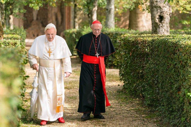 A pápák is emberek