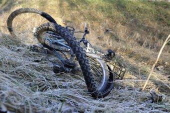 Biciklist ütött el egy tolató sofőr