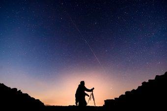 Csütörtök éjjel óránként 50-60 hullócsillagot is lehet majd látni