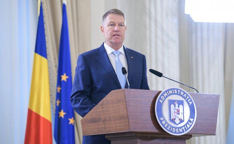 Johannis: a Brexitet követően is élhetnek elnyert jogaikkal a szigetországban élő román állampolgárok