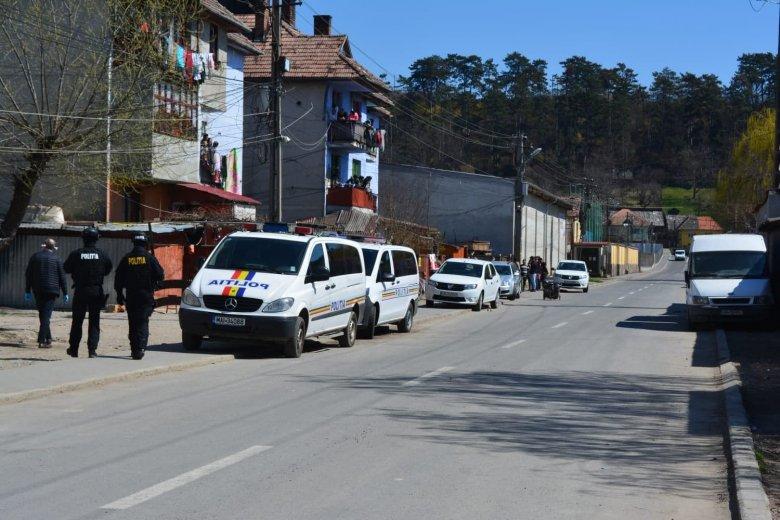 Razzia Udvarhelyszéken: intézményes karanténba kerültek a szabályszegők