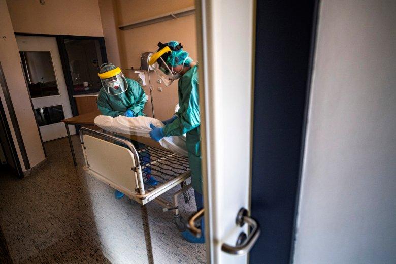 Újabb beteg hunyt el, 26-ra emelkedett a koronavírus áldozatainak száma